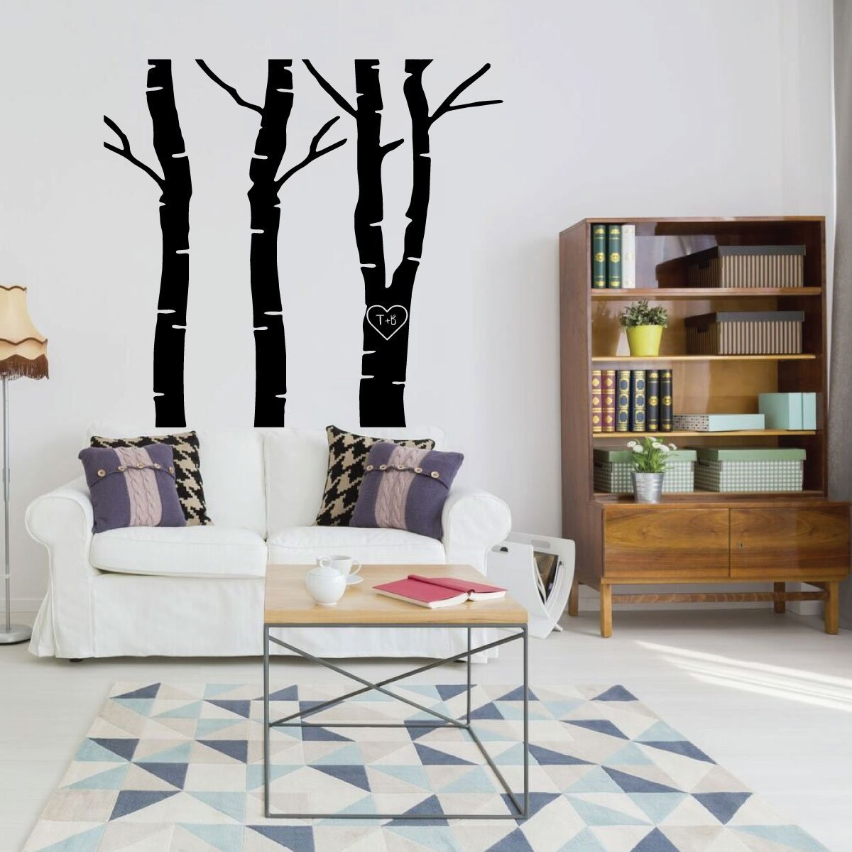 Tree Vinyl Wall Decals