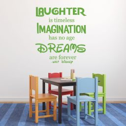 Walt Disney Christmas Quotes.Disney Wall Decals Fun Vinyl Decals And Inspirational